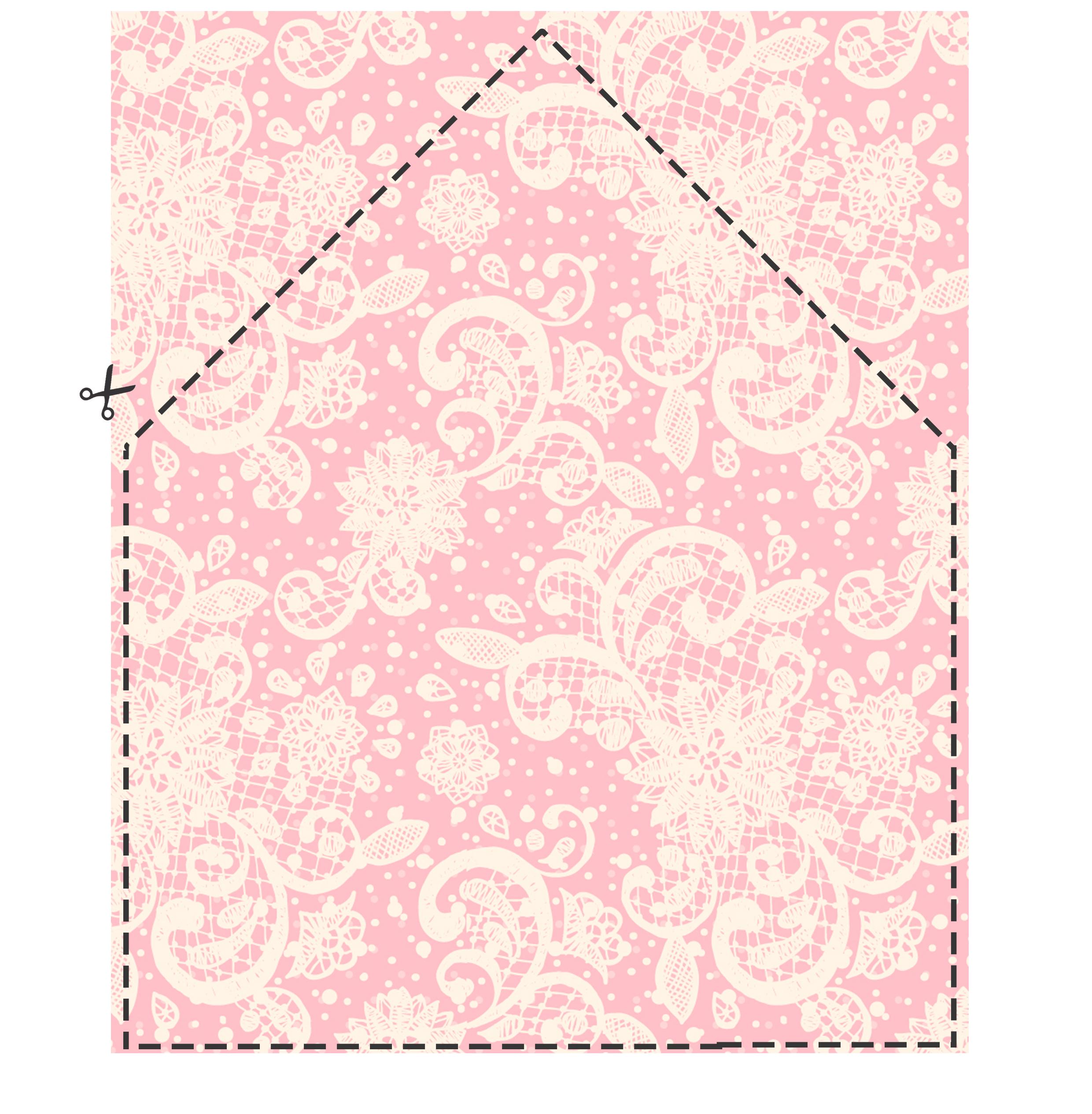 šablóna-vložka-do-obálky-na-stiahnutie-čipka-na-ružovom-podklade