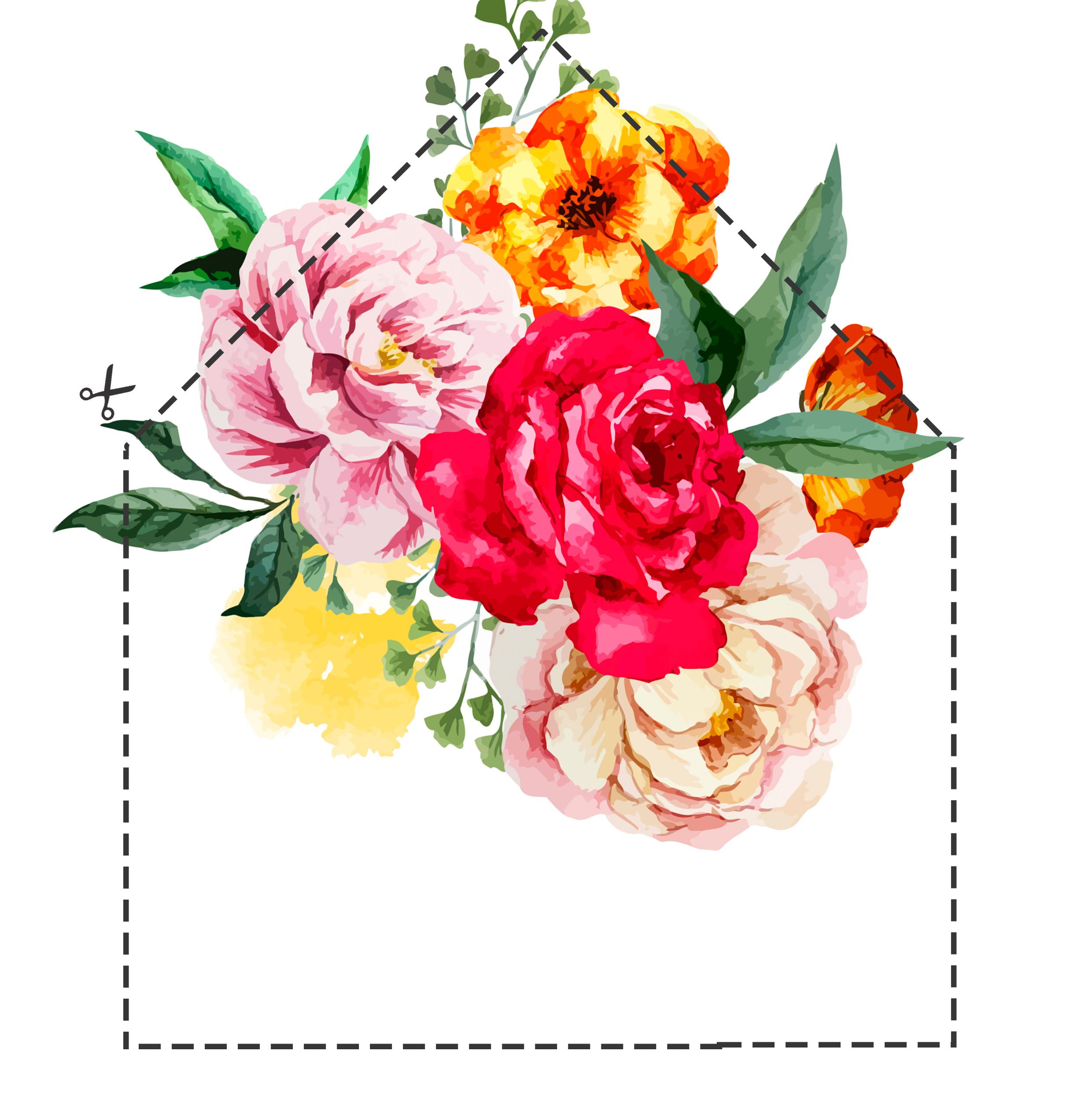 šablóna-vložka-do-obálky-na-stiahnutie-kvety-pivónie