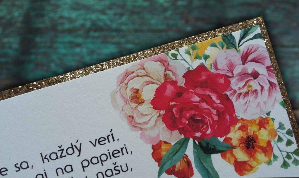 vyrezavane-svadobne-oznamenie-s-kvetinovou-kartickou-a-lososovou-stuzkou-detail
