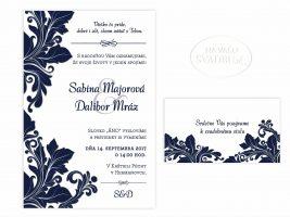 svadobne-oznamenie-luxusne-s-modrym-damaskovym-vzorom