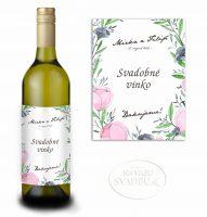 etiketa-na-svadobne-vinko-s-malovanymi-kvetmi