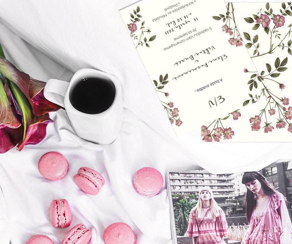 kinfolk ružové