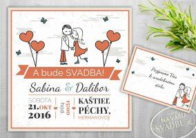 kreslene-svadobne-oznamenie-postavicky-in-love