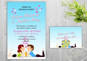 kreslene-svadobne-oznamenie-postavicky-zamilovany-par