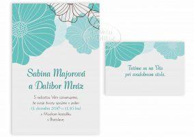 kvetinove-svadobne-oznamenie-tyrkysove