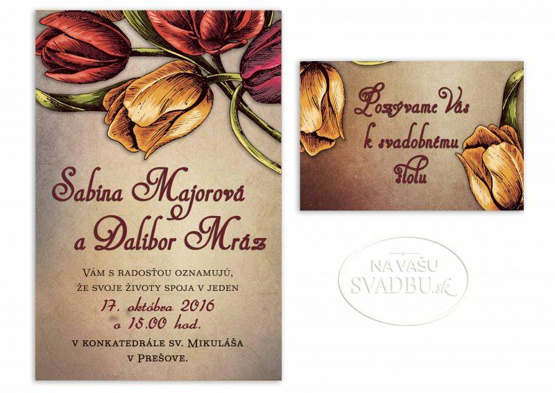 kvetinove-svadobne-oznamenie-vintage-tulipany