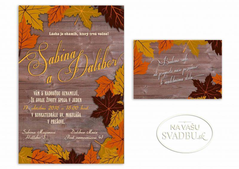 rustikalne-svadobne-oznamenie-jesenne-listy