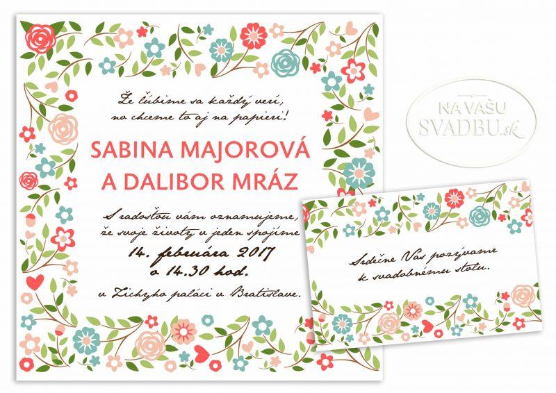 svadobne-oznamenie-folkove-kvietkove